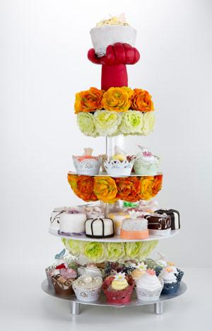 cupcakes-turm